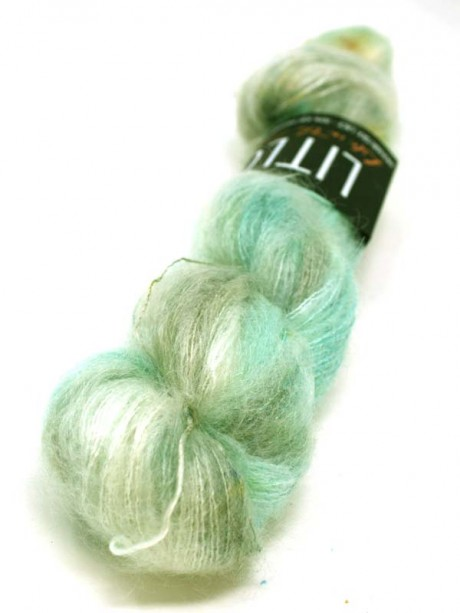 LITLG Mohair Silk Lace - Ceramic