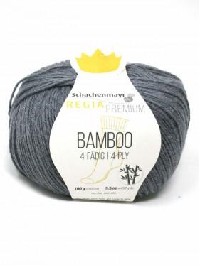 Regia - Bamboo Premium 4 Ply Grey 00093
