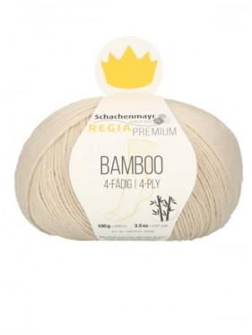 Regia - Bamboo Premium 4 Ply Natur 00002