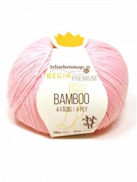 Regia - Bamboo Premium 4 Ply Rose 00081