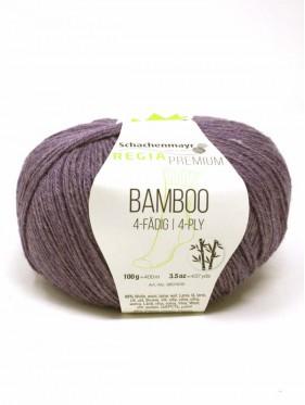 Regia - Bamboo Premium 4 Ply Purple 00035