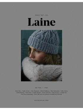 Laine Magazine -  Issue 4 - Spring Summer 2018