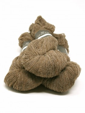 Spinni + Spinni Tweed - Medium Brown 8S