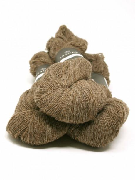Spinni + Spinni Tweed - Medium Brown 8S