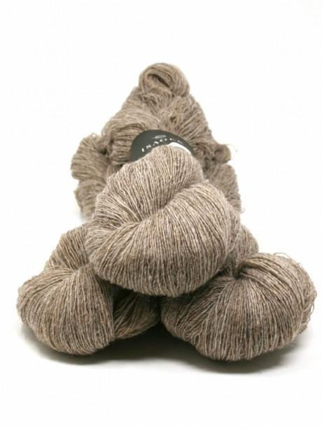 Spinni + Spinni Tweed - Light Brown 7S