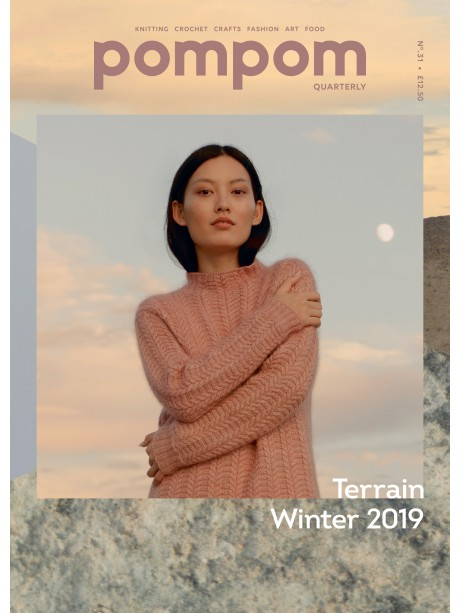 Pom Pom Magazine Issue 31 2019 Winter