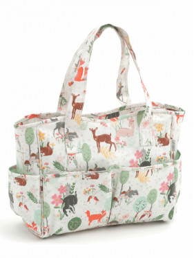 Tricot bag: Forest