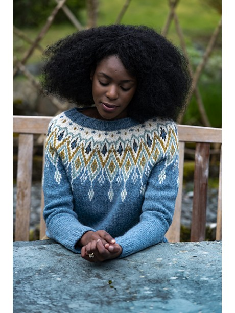 Pattern The Fibre Co. Seacross Becky Baker