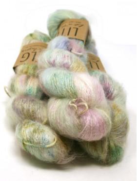 LITLG Mohair Silk Lace - Floral