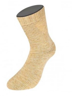 Landlust Sock 301 Light yellow