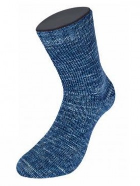 Landlust Sock 302 Blue