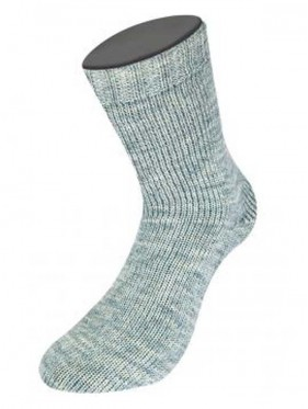 Landlust Sock 306 Light Blue