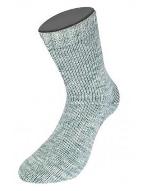 Landlust Sock 306 Light Blue