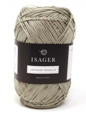 Japansk Bomuld - Light Grey 13