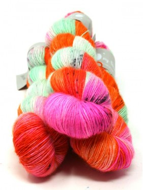 Qing Fibre Merino Single - Aurora