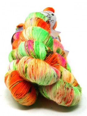 Qing Fibre Merino Single - Bronx