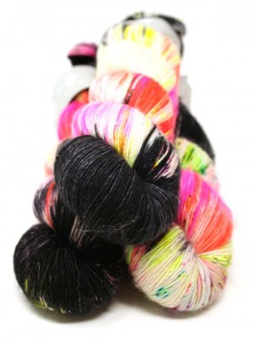 Qing Fibre Merino Single - Blackhare