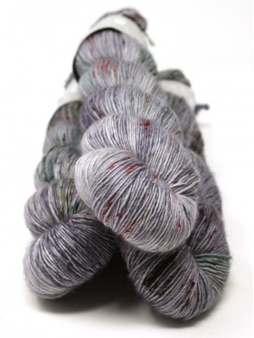 Qing Fibre Merino Single - Slate