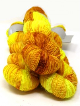 Qing Fibre Merino Single - Young Ginger