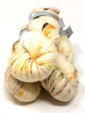 Qing Fibre Merino Single - Daffodils