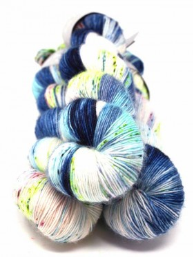 Qing Fibre Merino Single - Petrichor