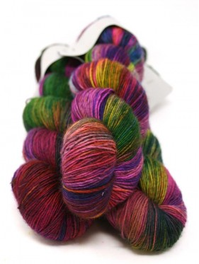 Qing Fibre Merino Single - Elderwood