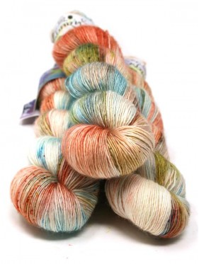 Qing Fibre Merino Single - Shellbeach