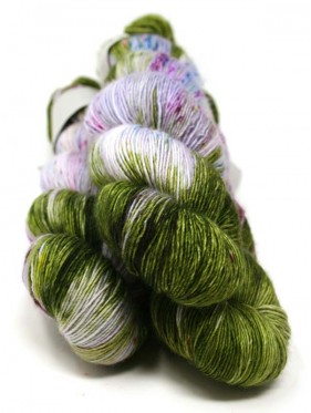 Qing Fibre Merino Single - Narwhal