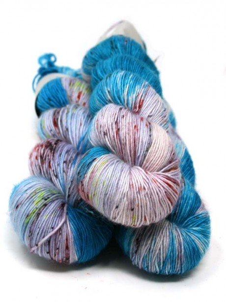 Qing Fibre Merino Single - Barefoot