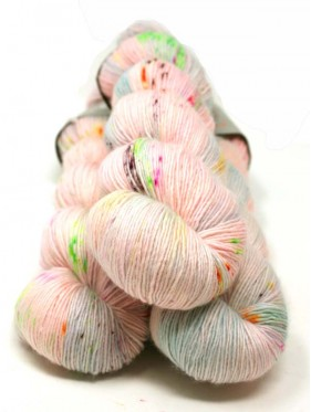 Qing Fibre Merino Single - Hummingbirds