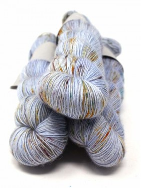 Qing Fibre Merino Single - Smoke