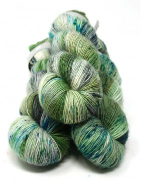 Qing Fibre Merino Single - Juniper