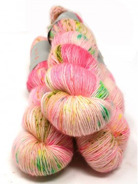 Qing Fibre Merino Single - Cherry hill