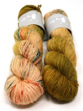 Qing Fibre Merino Single - Monsoon