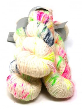 Qing Fibre Merino Single - Salt