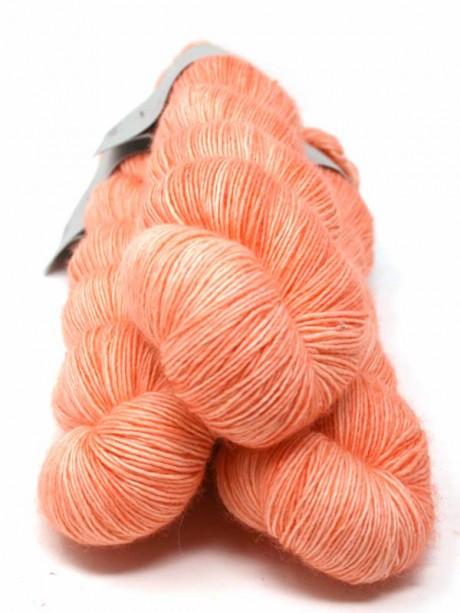 Qing Fibre Merino Single - Peachy