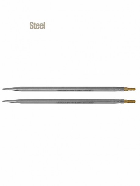 "4.50 mm 7 US HiyaHiya 5/"" Brand new :SHARP Steel Tips:"