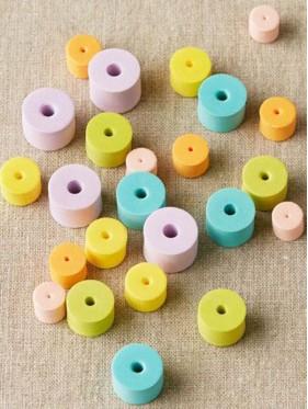 Tapones de puntas de colores Coco Knits