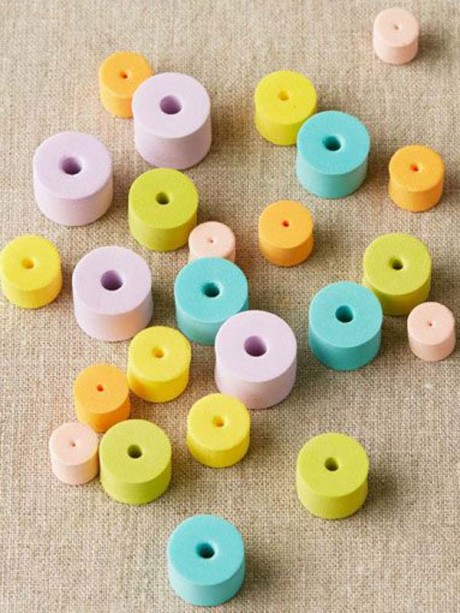 Colorful Foam Stitch Stoppers Coco Knits