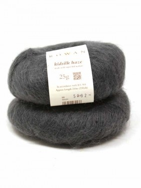 Kidsilk Haze - Anthracite 639