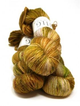 LITLG Fine Sock - Lichen