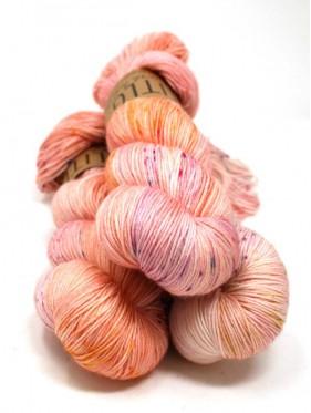 LITLG Fine Sock - Cantaloupe