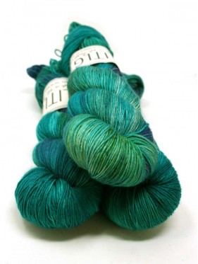 LITLG Fine Sock - Evergreen