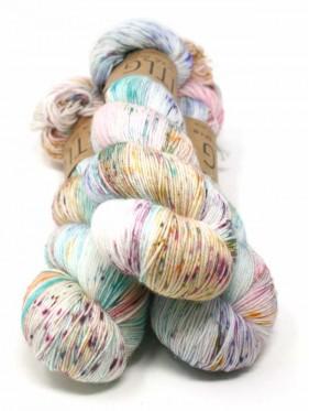 LITLG Fine Sock - Floral