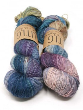 LITLG Fine Sock - Mineral