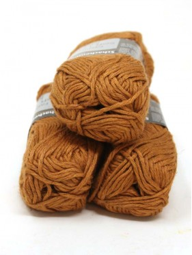 Soft Linen Mix - Cinnamon 22