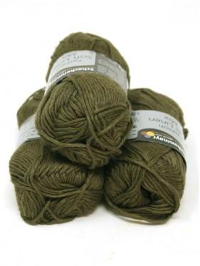 Soft Linen Mix - Oliva 74