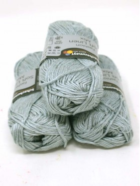 Soft Linen Mix - Light green 53