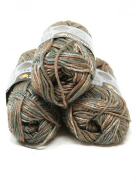 Soft Linen Mix Color - Patina 86