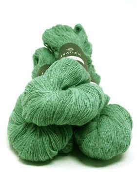 Spinni + Spinni Tweed - Green 46S
